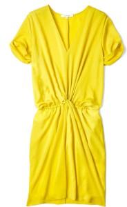 carven-yellow-yellow-twist-waist-v-neck-dress-product-1-2699226-092721940_large_flex